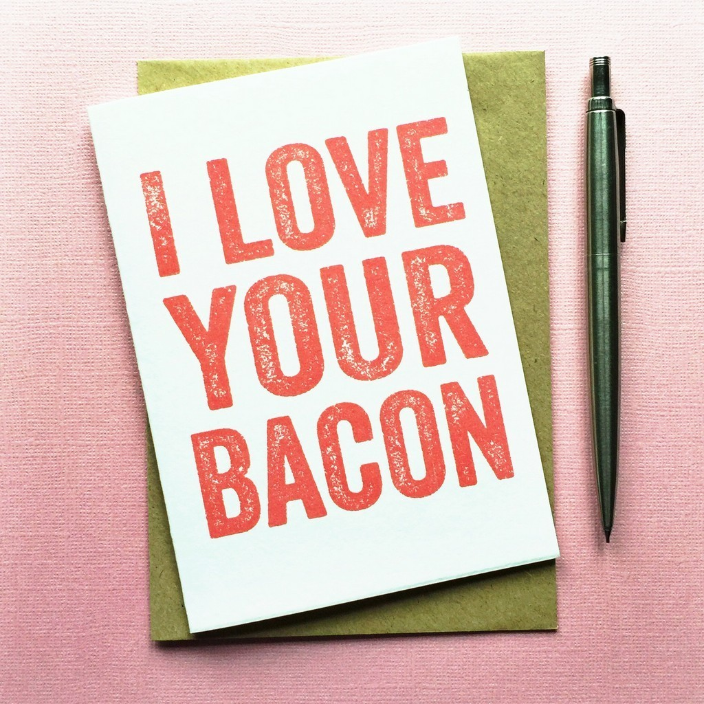 ILY bacon